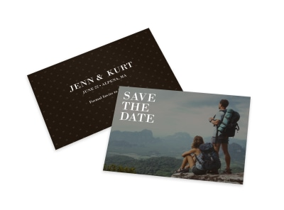 Save The Date Card Template x8qusx6gmf preview