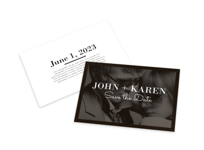Save The Date Card Template 55dtpbbwsx preview