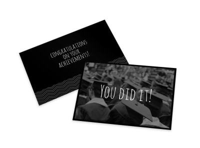 Graduation Card Template q5ieteniut preview