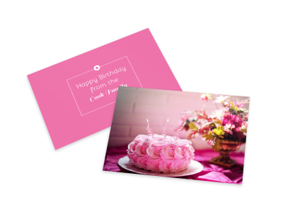 Birthday Templates Template Preview