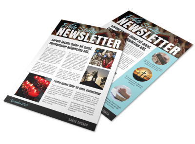 Bible Study Newsletter Template 1lf1oor2xa preview