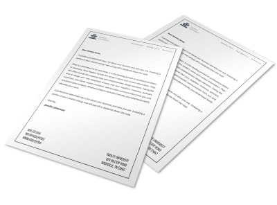 Letterhead Template suaik6qae4 preview