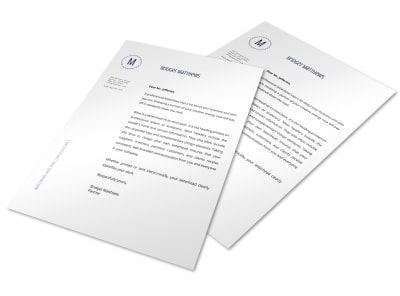 Letterhead Template dqo1k2lmog preview