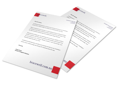 Letterhead Template 19jv9ld7vt preview
