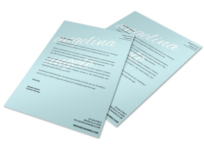 Letterhead Template vp4s6s6sa7 preview