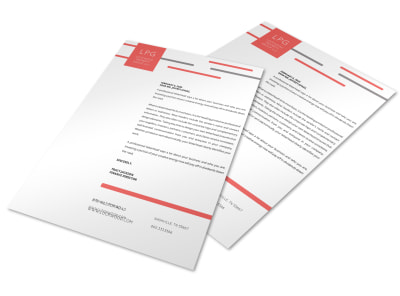 Letterhead Template ysdet8whf3 preview