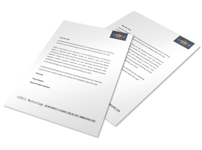 Letterhead Template x6c9jz4olo preview