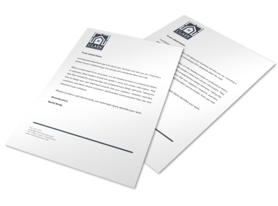 Letterhead Template ue152muls2 preview