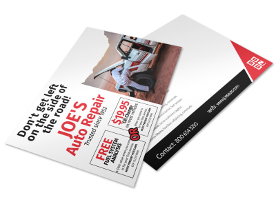 Auto Repair Postcard Template thvjo2ga22 preview