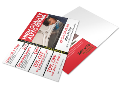 Auto Repair Postcard Template 79f6cjwupx preview