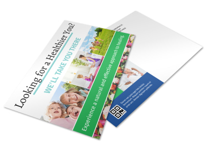 Chiropractic Postcard Template ten0jtn0uq preview