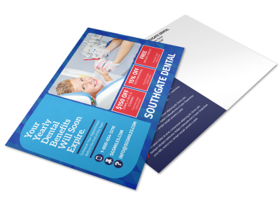 Dental Postcard Template x5jg7oouev preview