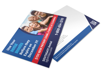 Dental Postcard Template 2hy06c7h6p preview