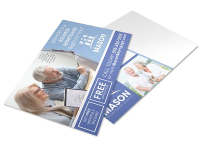 Mortgage Postcard Template 1c322l5a0b preview