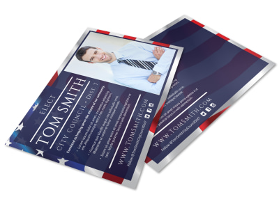 Campaign Postcard Template uaw3vd25yc preview