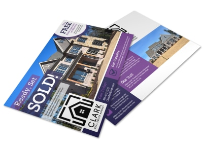 Just Sold Real Estate Postcard Template grdnxm3wa4 preview