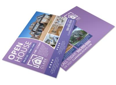 Open House Postcard Template fzatbv9xux preview
