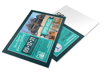 Open House Postcard Template ayoae2gwls preview
