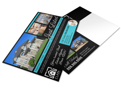 Just Listed Real Estate Postcard Template lofy4qbgbk preview