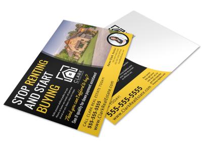 Buy vs Rent Postcard Template 0fp8qmxq8l preview