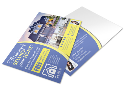 Thinking Of Selling Postcard Template 5rwsh2ikuw preview