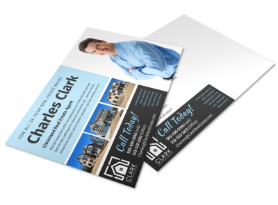 Real Estate Postcard Template nx4v310bff preview