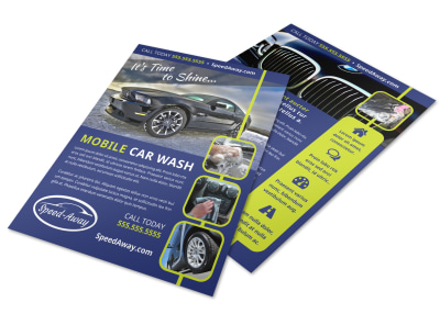 Mobile Car Wash Flyer Template mdtjid8k69 preview