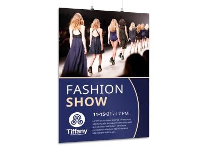 Fashion Show Poster Template 5df2z0t1e1 preview