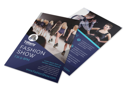 Fashion Show Flyer Template 21zlqc7mnt preview