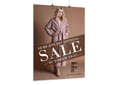 Clothing Sale Poster Template x3uy9ry726 preview