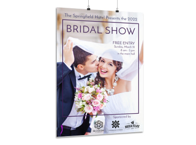 Bridal Show Poster Template yn2e59hal8 preview