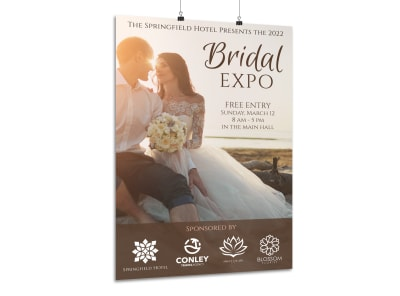 Bridal Show Poster Template o9urzpdmdl preview