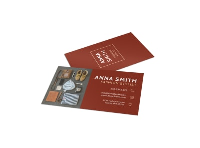Fashion Business Card Template 4sedtr7orc preview