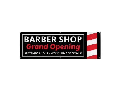 Barber Shop Banner Template hbagpzvfmz preview