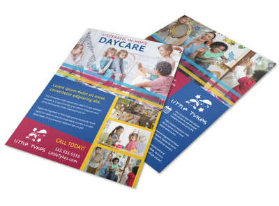 Home Daycare Flyer Template dqr5gi39ws preview