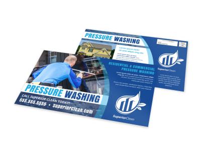 Pressure Washing EDDM Postcard Template 1vv89q1m5z preview