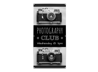 Photography Club Banner Template 9n58rth4jm preview