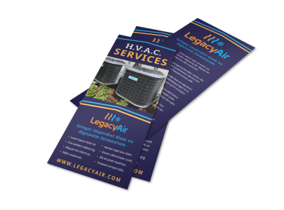 HVAC Services Offered Flyer Template c0gv51w792 preview