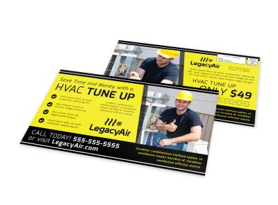 HVAC EDDM Postcard Template 0madb7us0l preview