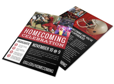 College Party Flyer Template rrseltvn8m preview