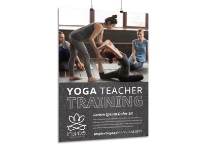 Yoga Teacher Training Poster Template xzxzxtdd8v preview