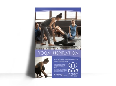 Yoga Studio Poster Template p79q35o8pr preview