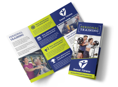 Personal Training Services Tri-Fold Brochure Template yt9dilqfm0 preview