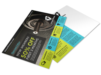 Fitness Special Offer Postcard Template ws2mk2i0a5 preview