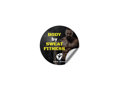 Fitness Sticker Template 1as10opr76 preview