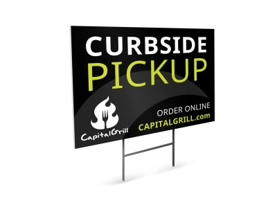 Curbside Pickup Yard Sign Template ky91smol46 preview