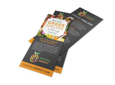 Order Online Flyer Template td5m1e5hmh preview