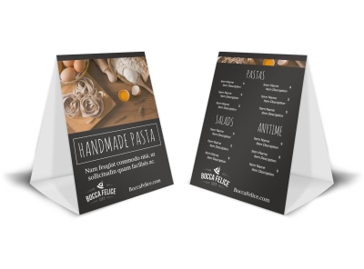 Italian Restaurant Table Tent Template nvzsz61qae preview