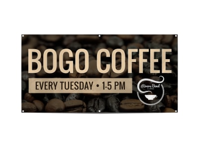 BOGO Coffee Shop Banner Template 0nv0clfevc preview