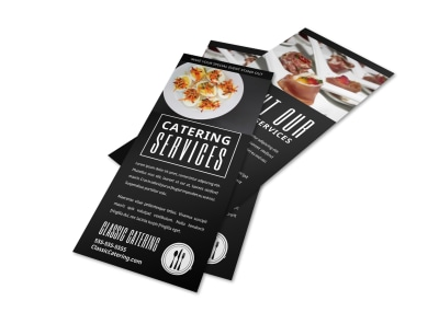 Catering Services Offered Flyer Template osb53z3t63 preview